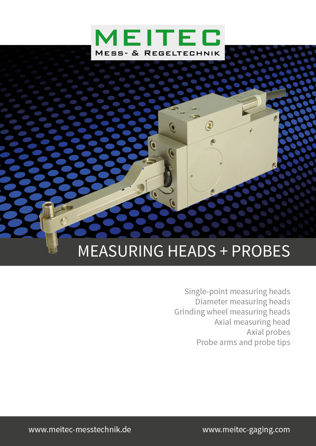 measuring heads and probes