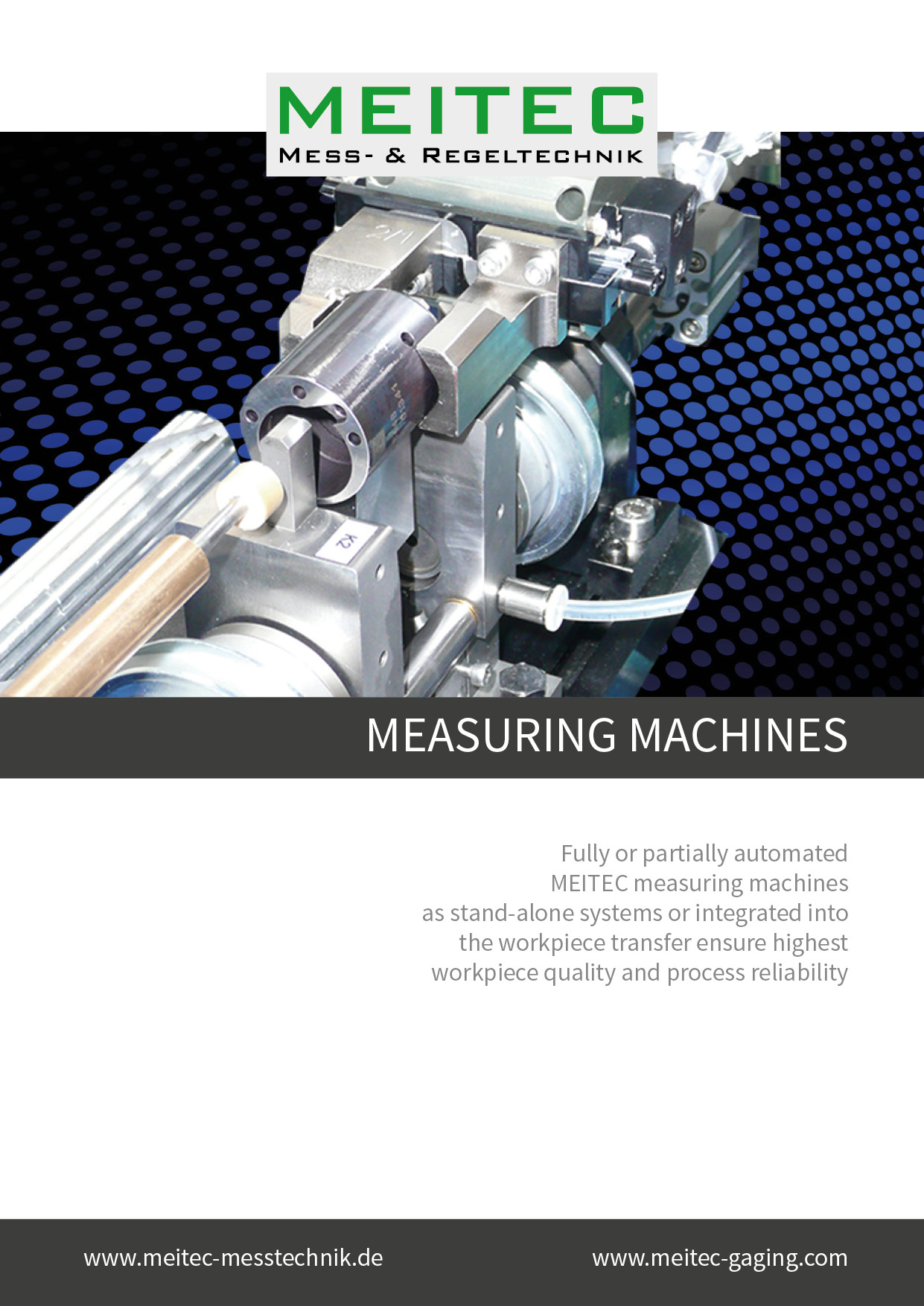 product sheet measuring machines